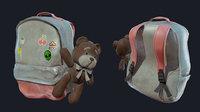Baggy Bear Bag