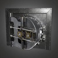 pbr ready - metalness model