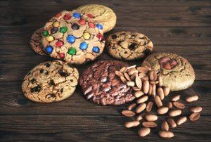 3D lightwave cookies model
