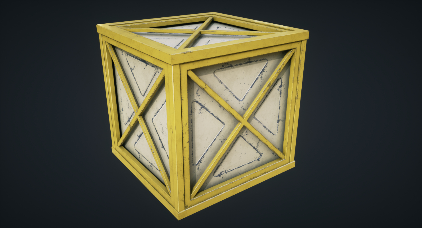 3D metal containers