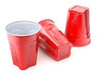 Plastic Cup Model - 1