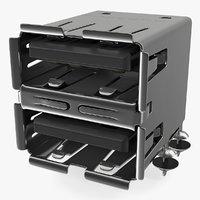 usb connector 3D