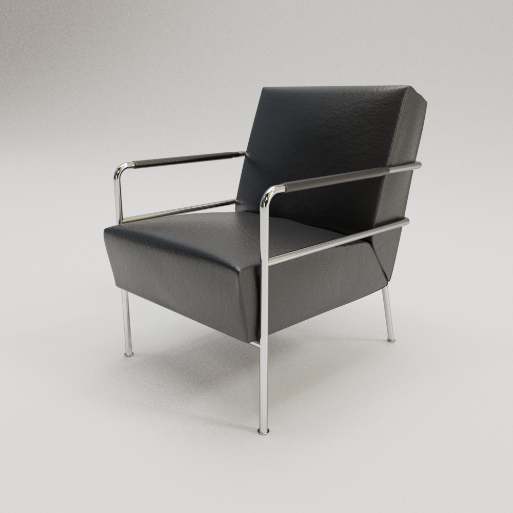 Miraculous Leather And Chrome Cinema Chair Theyellowbook Wood Chair Design Ideas Theyellowbookinfo
