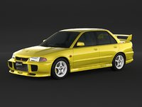 Mitsubishi Evolution 3