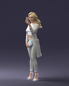 3D selfie
