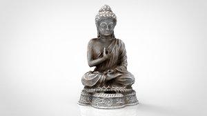 buddha india model