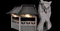 building architecture 3D model