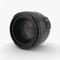 3D nikon camera lens