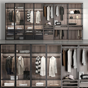 wardrobe model