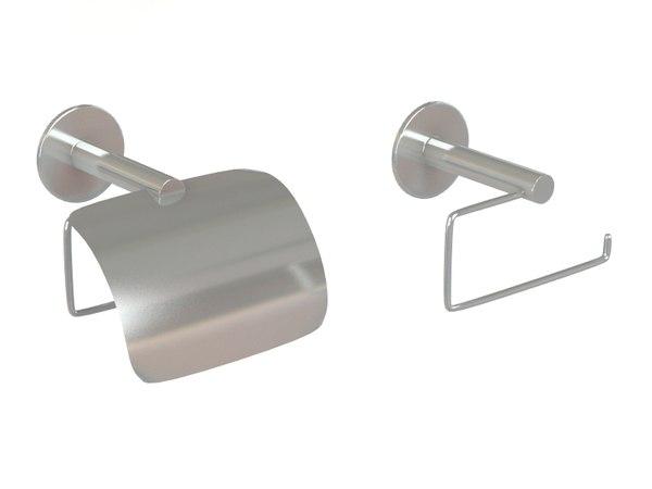 holder toilet model
