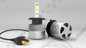 lamp auto 3D