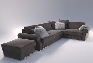 3D sofa blest