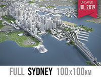 Sydney - city and surroundings