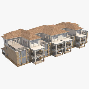 townhouse designed max