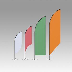 3D model banner
