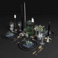 Table setting 001