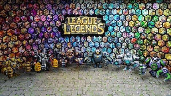 league legends blitzcrank model