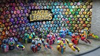 League Of Legends:Battle Boss Blitzcrank