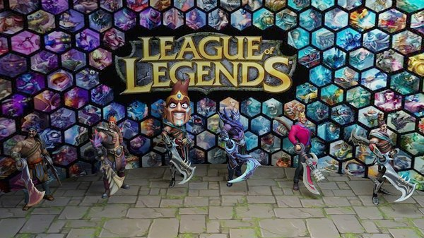 League Of Legends 3D Models for Download | TurboSquid
