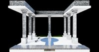 Bath house architecture test