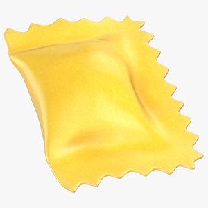 pasta agnolotti model