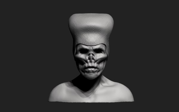 mummy model