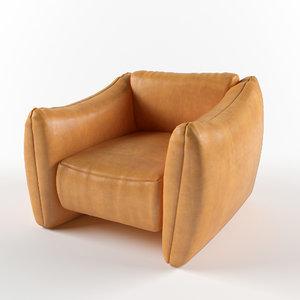 3D verge chair kelly wearstler