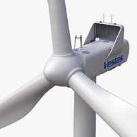 wind turbine vestas v150-4 model
