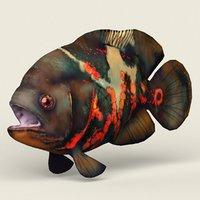 ready fish 3D