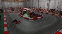 Karting race - environments and props