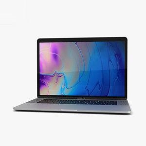 apple macbook mac 3D model
