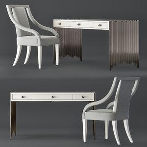 3D calista desk