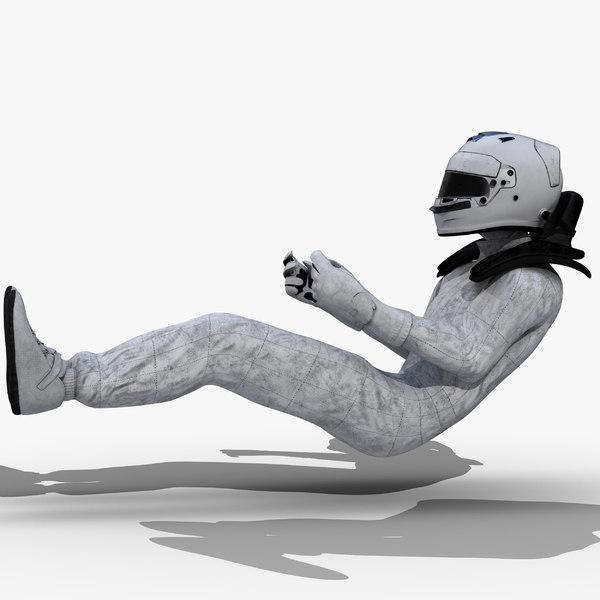 poses 3D model