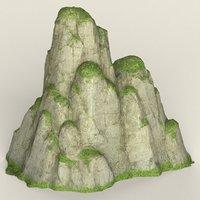 ready mountain 3D model