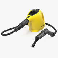 handheld steam cleaner extension 3D