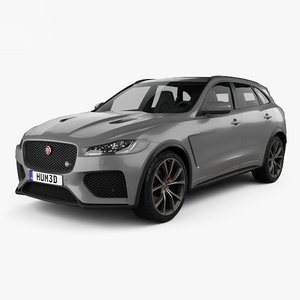 f-pace pace f model
