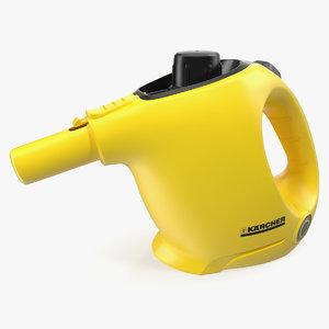 3D handheld steam cleaner karcher model