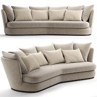 sofas seat furniture 3D model