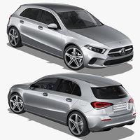 Mercedes-Benz A-klasse IV (W177)