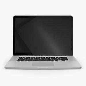 3D generic laptop