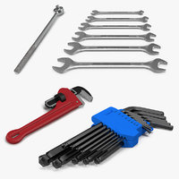 3D wrenches 2
