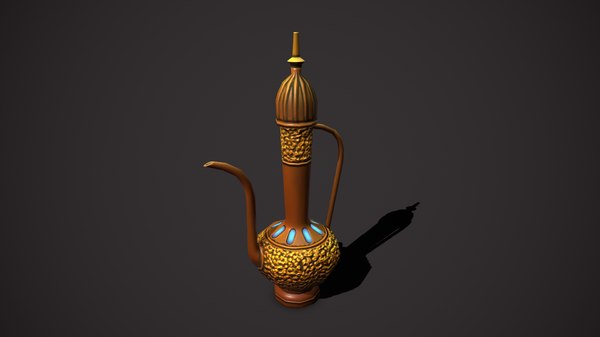3D magic kettle