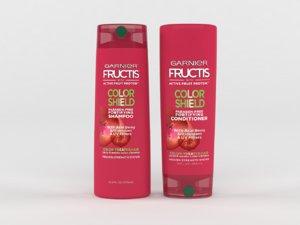 garnier hair care fructis model