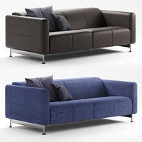 boconcept parma sofa 3D model