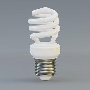 3D model bulb designed