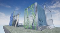 Chain Link Fence PBR