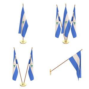 flag model