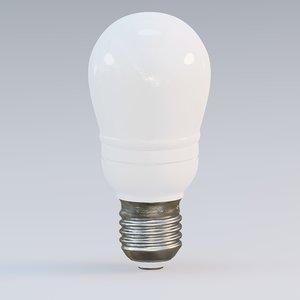 bulb designed 3D