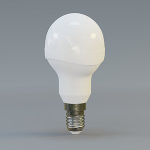 3D bulb designed