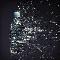 Water Splash Bottle 4